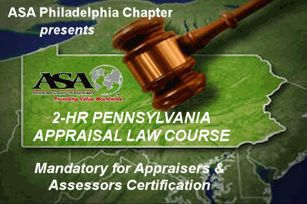 2-Hr PA Real Estate Law Course