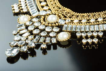 Fancy Diamond Necklace