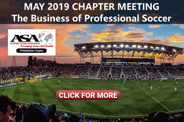 May 2019 Meeting: An Evening of Professional Soccer