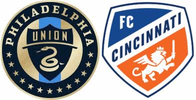 Philadelphia Union vs FC Cincinnati